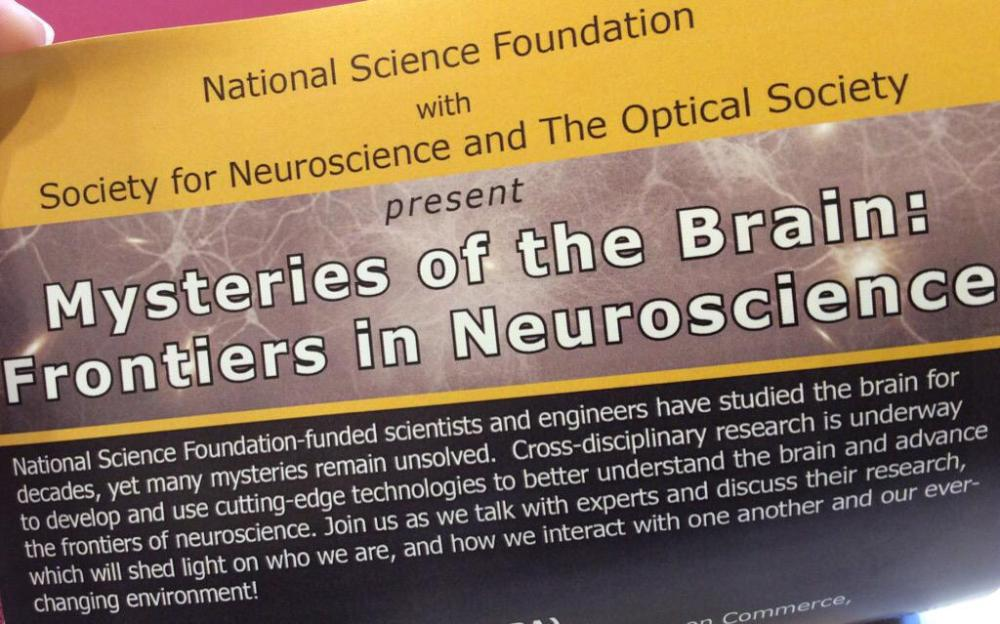 Mysteries of the Brain: Frontiers in Neuroscience (1/6)