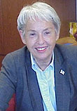 Image of Dr. Mary Clutter